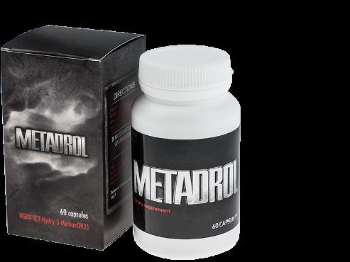 Metadrol – szybki przyrost masy mięśniowej