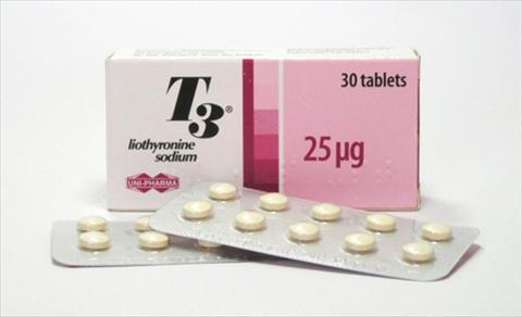 Liothyronine – T3 – Cytomel