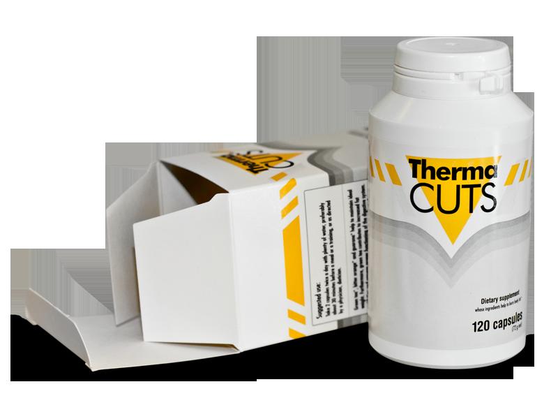 ThermaCuts – spalacz tłuszczu
