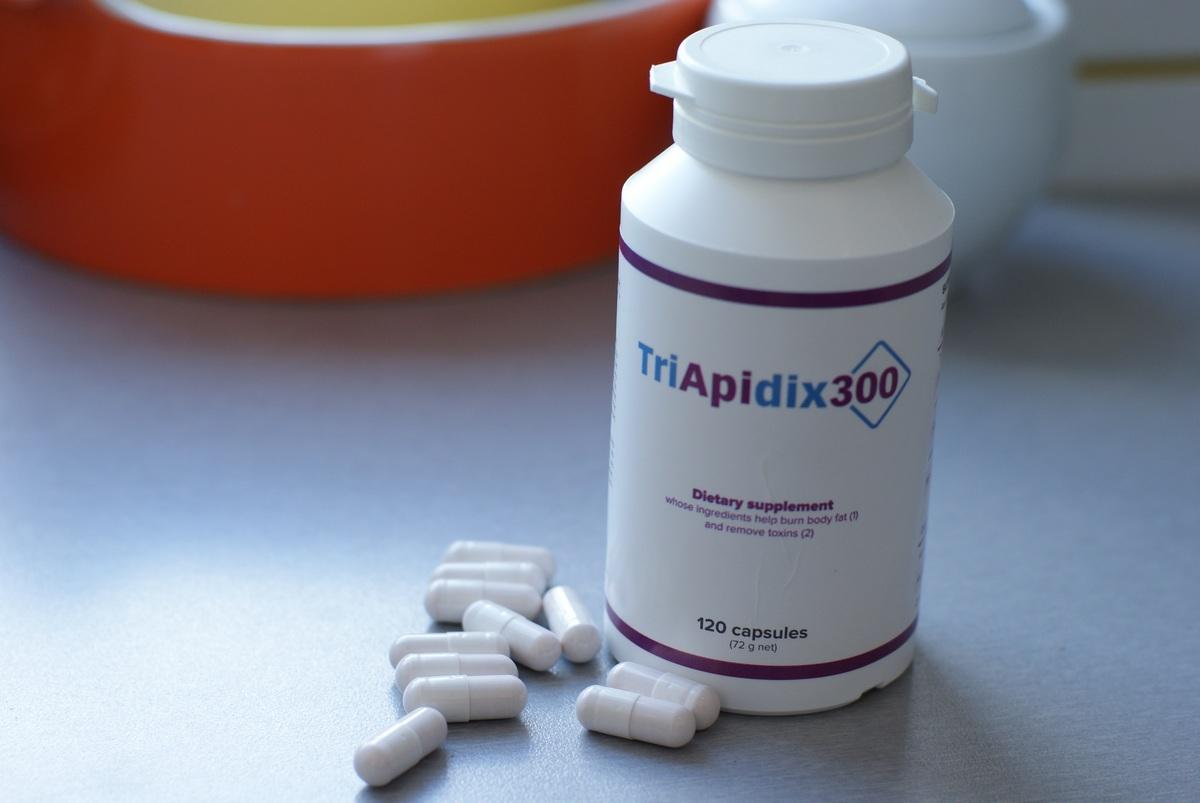 Triapidix300 – przyspieszenie odchudzania