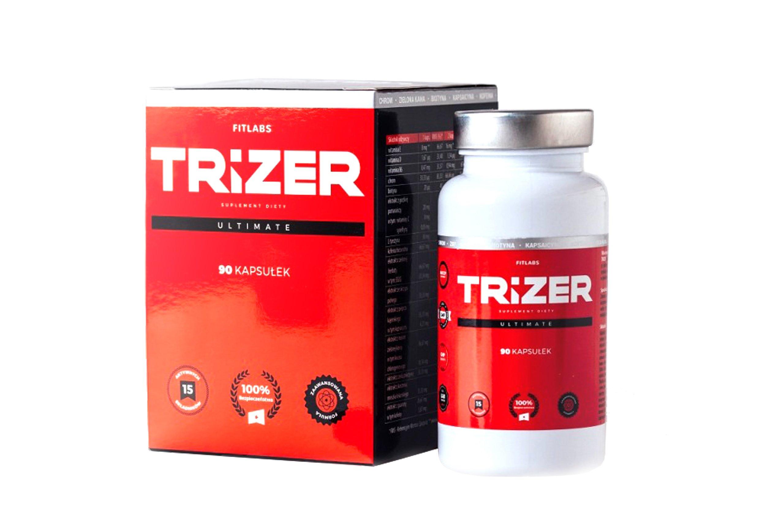 Trizer – spalacz tłuszczu